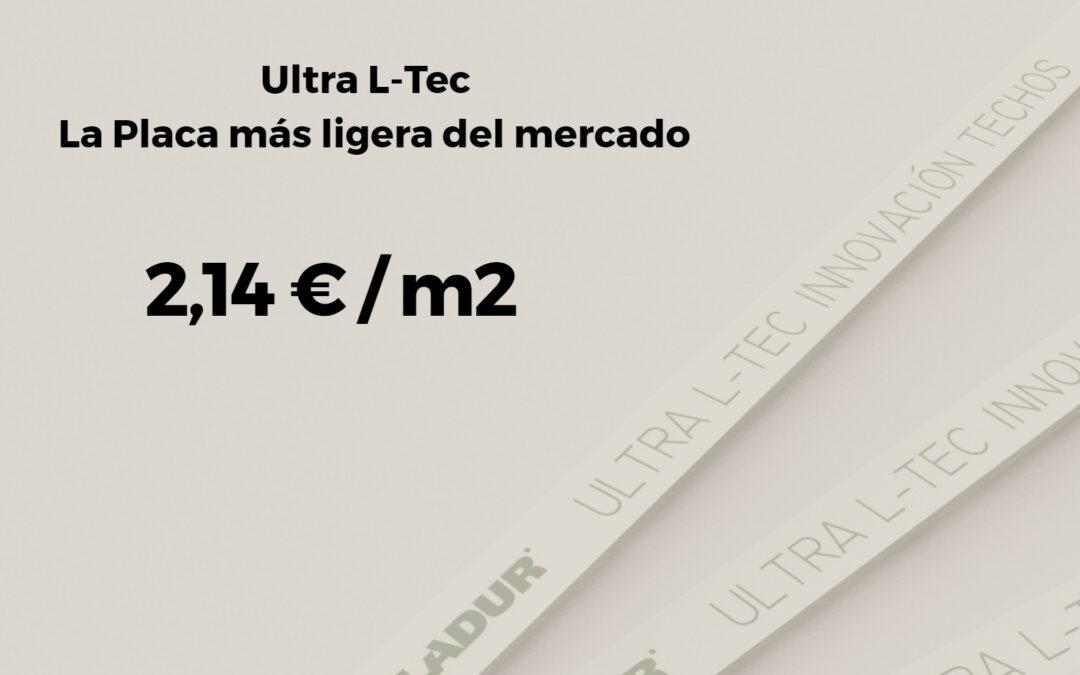 Promoción Ultra L-Tech Olivares ( Una Revolución en el mercado de los techos )